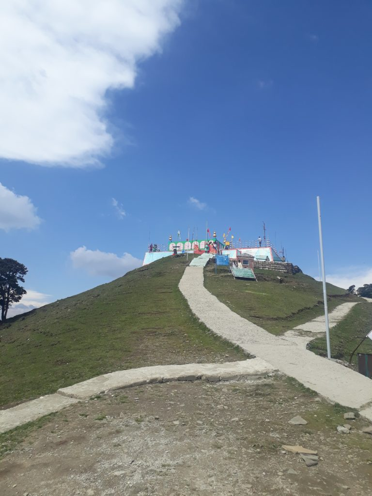 Temple Shikari Mata
