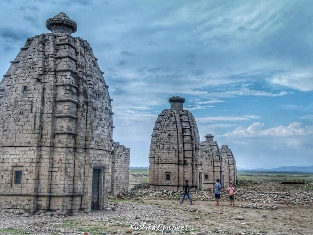 Bathu Temples