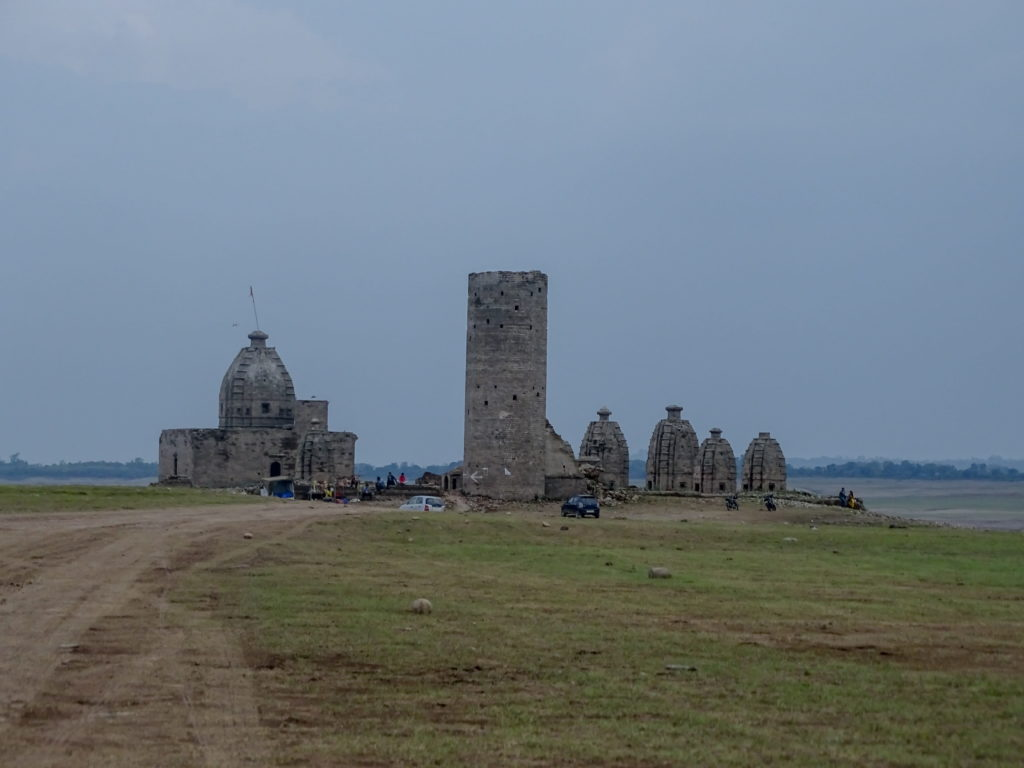 View of Bathu temples