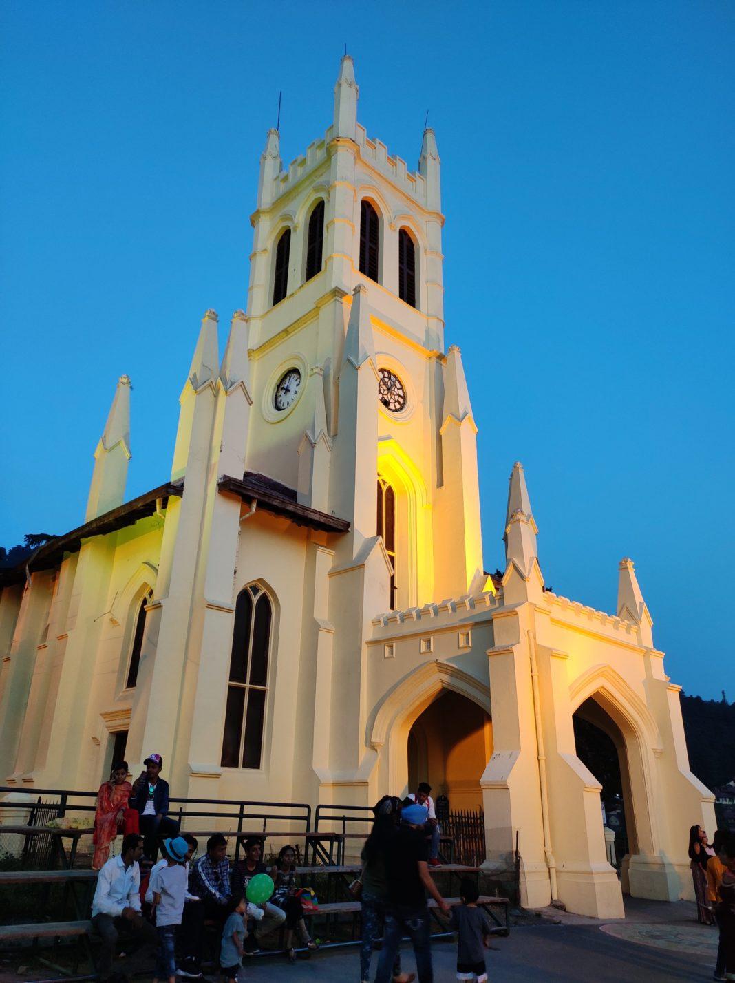 the-christ church-shimla