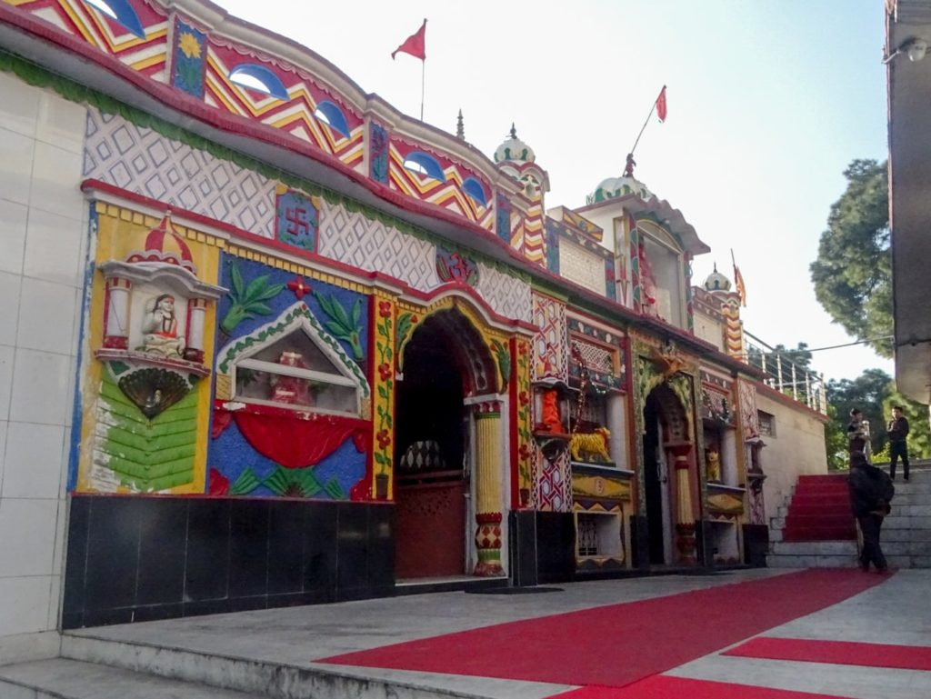 Kunal Pathri Temple