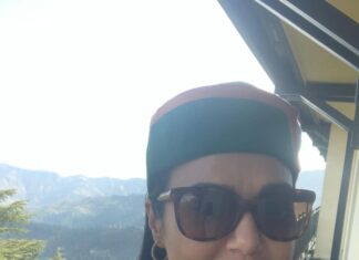 Preity G Zinta - Being Pahadia