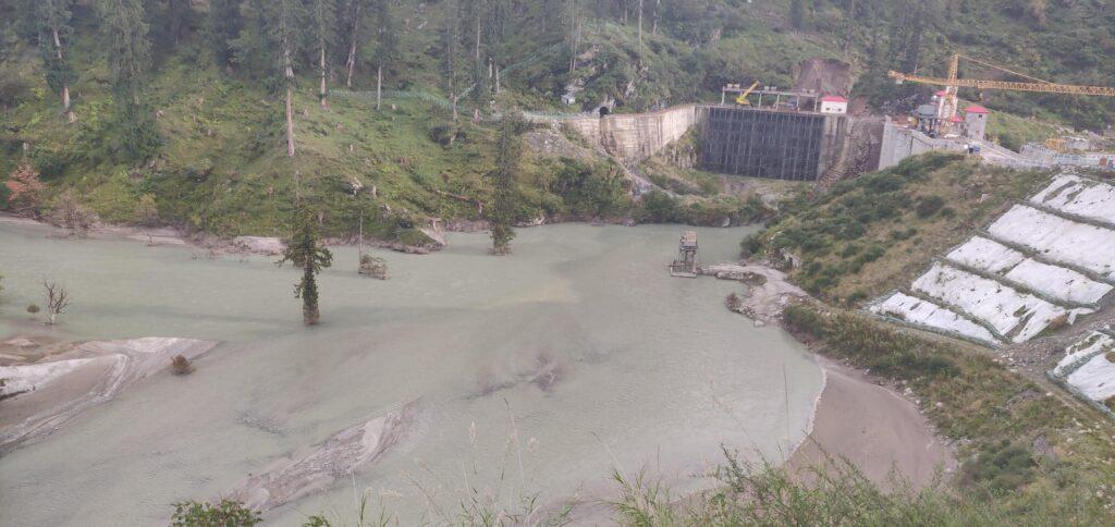 Barshaini Dam, Kheerganga